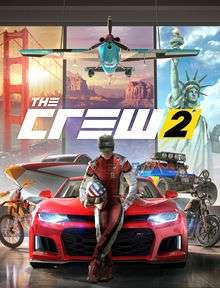 [PC] The Crew 2 - бесплатный доступ с 25 по 28 апреля