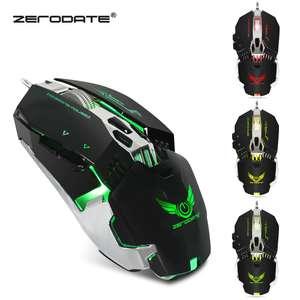 Игровая мышка ZERODATE X800