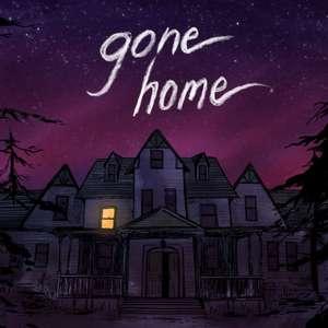 Игра GONE HOME бесплатно на Humble Bundle