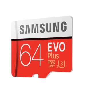 Samsung UHS-3 64GB Micro SD
