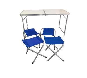 Набор мебели ACTICO стол + 4 стула