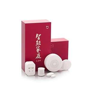 Xiaomi mijia 5 в 1 Smart Home Security Kit за $47
