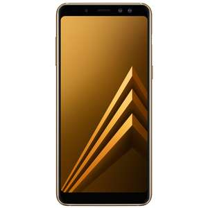 Смартфон Samsung Galaxy A8 2018 Black