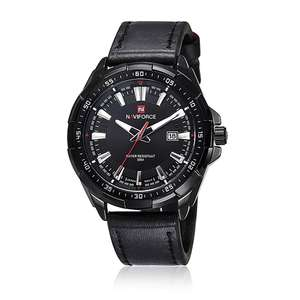 Кварцевые часы NAVIFORCE 9056 за $8.49
