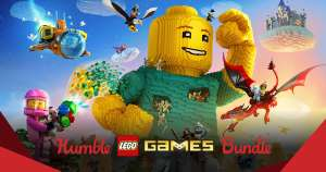 HUMBLE LEGO GAMES BUNDLE (Steam) от 65₽
