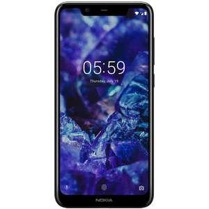 Смартфон Nokia 5.1 Plus Black (TA-1105) Nokia