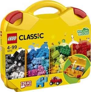 Lego classic чемодан 10713