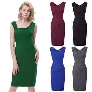 Обтягивающее платье-футляр за $12.99