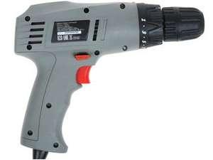 Шуруповерт сетевой FinePower TD300