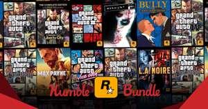 GTA и другие хиты Rockstar отдают за копейки
