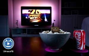 Промокод на месяц 24 часа ТВ