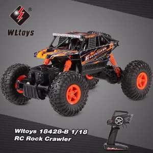 RC-Машинка Wltoys Goolsky 1:18 за $39