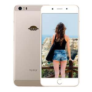 """Смартфон YU FLY F9 6"""" 4GB 64GB Snapdragon 653"""