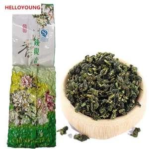 Зеленый чай Tieguanyin Oolong