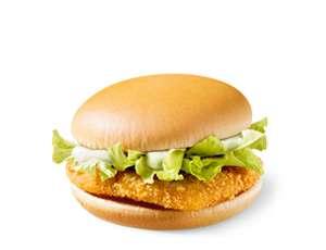 Чикенбургер в подарок при любой покупке в McDonald's