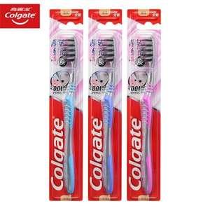Три зубных щетки Colgate за 3$
