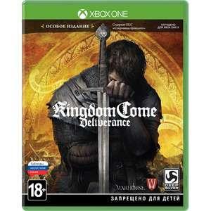 Kingdome come (xbox one)