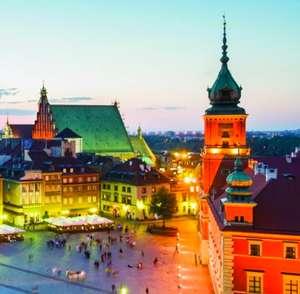 Проживание в хостеле a&o в Варшаве за 2,25€ / ночь 10.10. - 24.12.2019