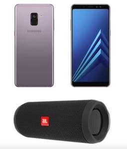 Samsung Galaxy A8 (2018) + JBL Flip 4