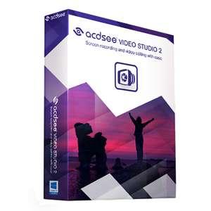 Acdsee Video Studio 2 БЕСПЛАТНО (вместо $60)
