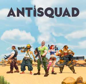 [PC] Antisquad БЕСПЛАТНО (Win/Mac/Linux)