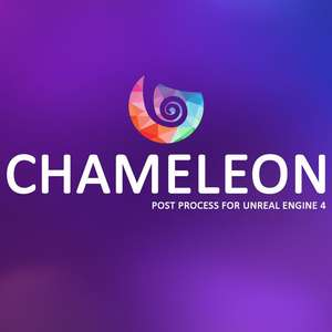 Chameleon Post Process - Asset Pack для Unreal Engine 4 бесплатно