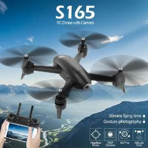 S165 RC Drone 720p