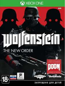 [Xbox One] Wolfenstein: The New Order