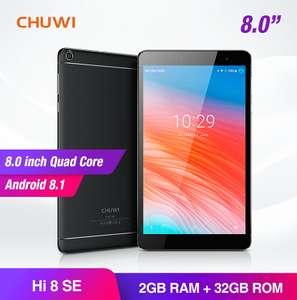 8-дюймовый планшет Chuwi Hi8 SE на ОС Android 8.1 за 98.99$