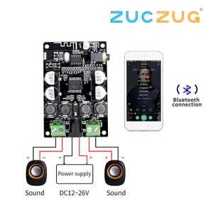 Усилительный модуль VHM-307 на TDA7492P и с Bluetooth (2x25W) $9