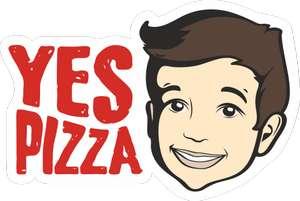 YES PIZZA Любая пицца 38см в половину цены (для первого заказа)