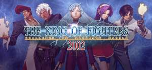 The King of Fighters 2002 БЕСПЛАТНО (вместо 149р.)