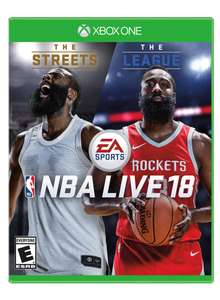 NBA LIVE 18 для Xbox One