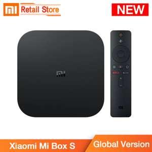 ТВ-бокс  Xiaomi Mi Box S (4K UHD Android )