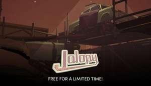Jalopy (PC) - инди игра временно бесплатно за подписку на новости Humble Bundle
