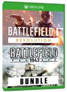 [XBOX One] Battlefield 1 Revolution + Battlefield 1943