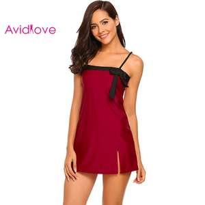 Короткая ночная сорочка Avidlove (и другие вещи магазина Avidlove со скидкой 40%)