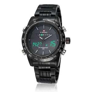 Кварцевые часы NAVIFORCE 9024 за $12.6