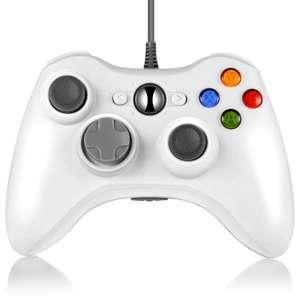 X-360 многофункциональный проводной геймпад для Xbox 360 и ПК за $9.69