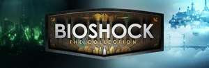 [Steam] BIOSHOCK: THE COLLECTION