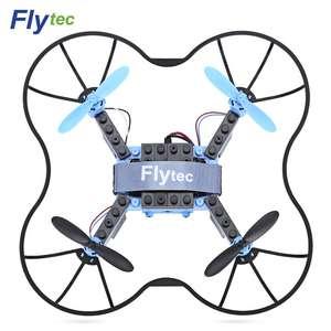 Flytec T11 RC Дрон DIY конструктор 2.4G 4-канальный 6-осевой за 18.89$