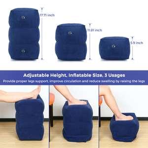 HM021 Надувная подушка для ног c регулируемой высотой за 11.19$