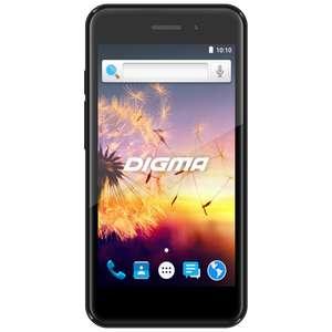 Смартфон Digma Linx A452 3G Graphite