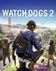 [UPlay] Watch dogs 2 для ПК