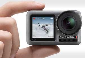 DJI Osmo Action - экшн камера с двумя экранами, HDR и стабилизацией RockSteady