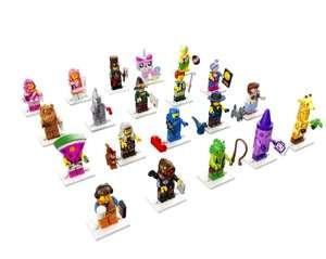 The LEGO Movie Коллекция минифигурок 20 шт