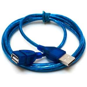 USB удлинитель за $1.59 (напр. 1,5 метра)