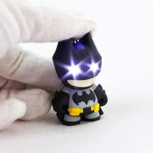 Брелок Batman с фонариком за $0.1