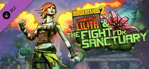 [Steam] Borderlands 2 новое DLC бесплатно до 8 июля.