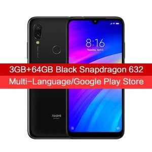 Xiaomi Redmi 7 3/64 Гб, смартфон Глобальная версия за 145.99$